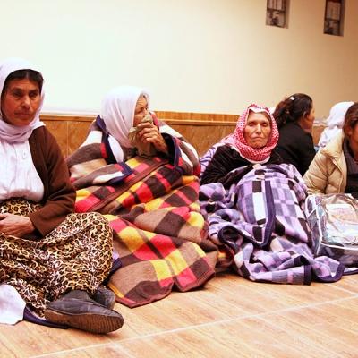 لعبة الانتظار التركية في سنجار