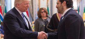 مكافحة الإرهاب ومصير اللاجئين محور لقاء بين ترامب ورئيس حكومة لبنان