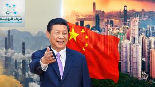 الصين تزحزح امريكا اقتصاديا في 2018 …