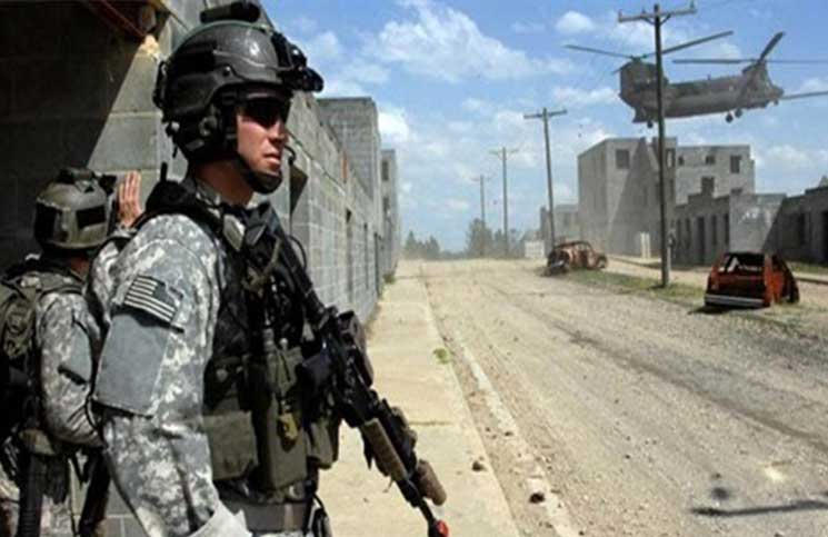 القوات الأمريكية نفذت إنزالاً قرب الموصل لإخلاء جواسيس لها داخل تنظيم «الدولة الإسلامية»