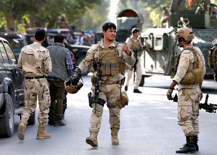 داعش ينقل المعركة إلى أفغانستان بعد خسارة العراق