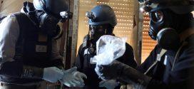 دمشق سعت للحصول على أسلحة كيمياوية