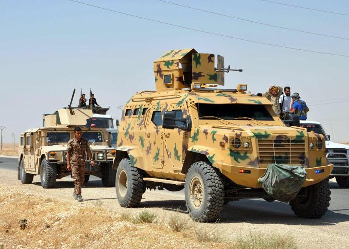 خيارات طرد داعش من دير الزور تشتت قوات سوريا الديمقراطية