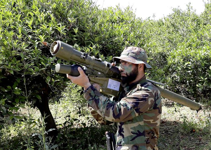 ضغط إسرائيلي على غوتيريش للحد من سلاح حزب الله