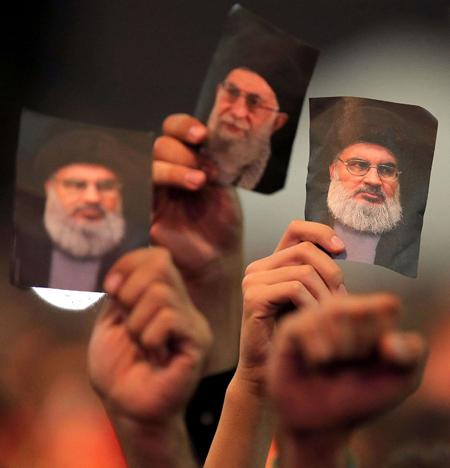 حزب الله شركة أمن إيرانية خاصة تجاوزت حدود لبنان