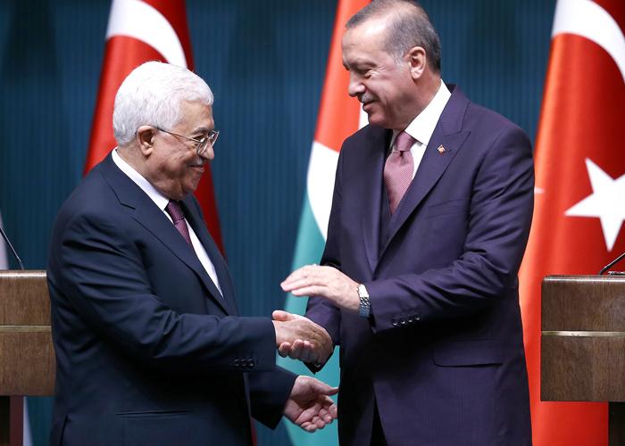 عباس يفشل في انتزاع ضمانات تركية للمصالحة مع حماس