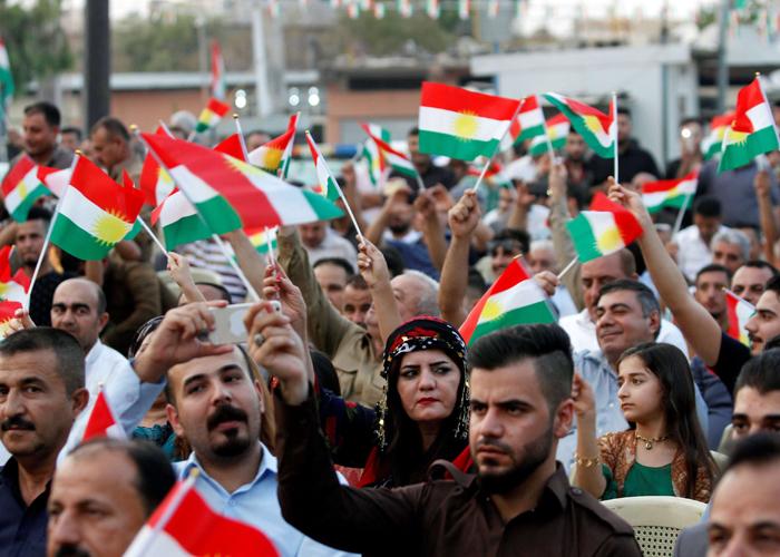 أربيل تخطط لاستغلال الاستفتاء من أجل فصل كركوك عن العراق