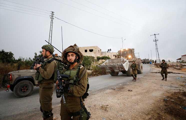 إسرائيل تفتتح قاعدة عسكرية جديدة على الحدود المصرية «لدحر كل الأعداء»