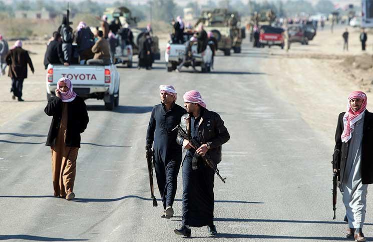 استعدادات لـ«الحشد العشائري» لاستئناف عمليات تحرير عانه وراوه في الأنبار