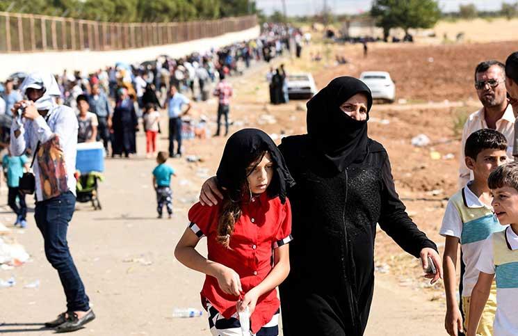 تنظيم «الدولة» يقتل العشرات من قوات الأسد وميليشيات العشائر ويستعيد قرى في الرقة