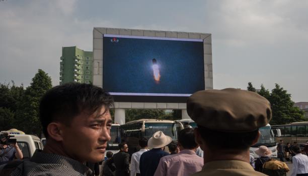 لهذه الأسباب لم تردّ اليابان على صاروخ كوريا الشمالية