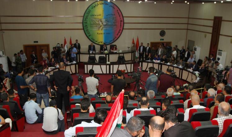 العبادي: مشاركة كركوك باستفتاء كردستان غير دستوري