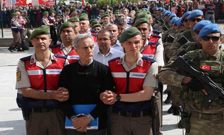 بدء محاكمة حوالى 500 شخص في تركيا بتهمة الضلوع في محاولة الانقلاب