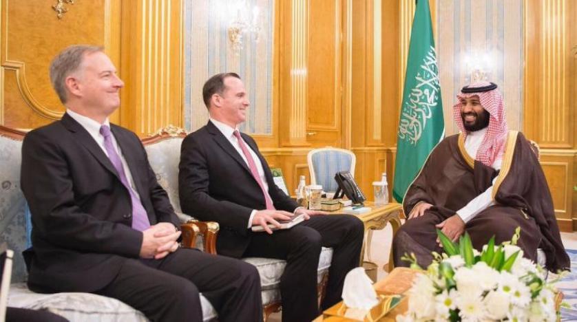 نائب خادم الحرمين يلتقي مبعوث الرئيس الأميركي لمكافحة داعش