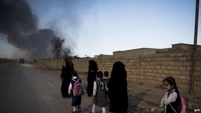 تحدّ حاسم وسط ركام الموصل: إعادة بناء التعليم