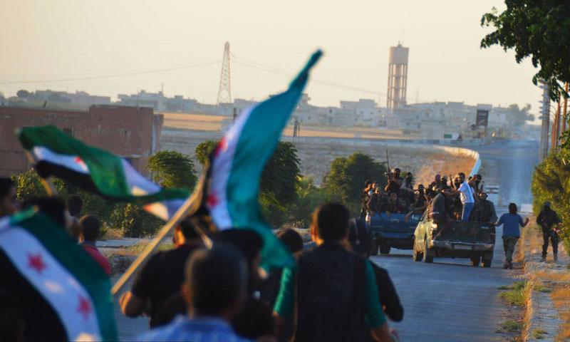 هل تلاقي إدلب مصير الرقة أو الموصل؟