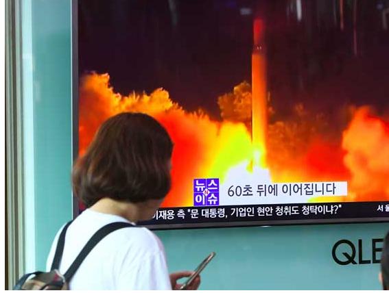 مسؤولان أمريكيان: كوريا الشمالية يمكنها ضرب معظم الأراضي الأمريكية