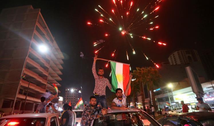 مشاركة كثيفة باستفتاء كردستان واستنفار سياسي ببغداد