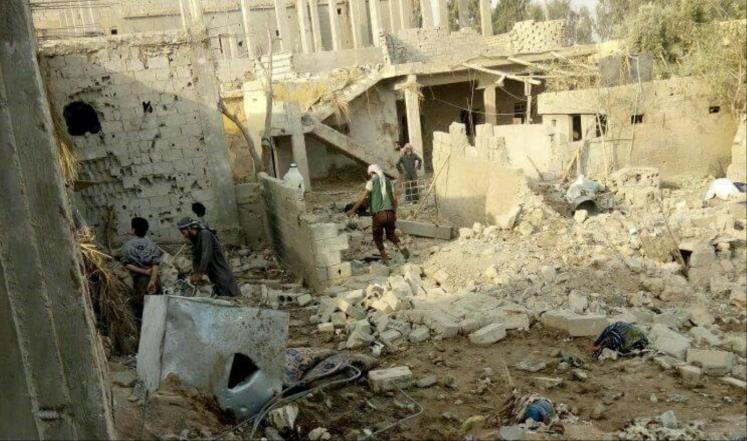قتلى مدنيون بدير الزور والروس يخرقون خفض التصعيد