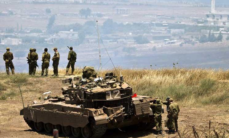 مقتل ضابط وجندي إسرائيلي خلال تدريبات عسكرية في الجولان