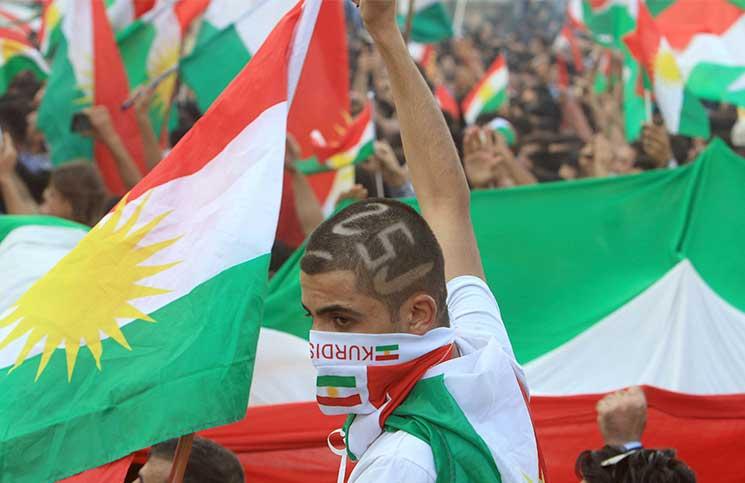 استفتاء كردستان: إيران تلوّح بإغلاق حدودها مع الإقليم… والسعودية تعرض وساطة