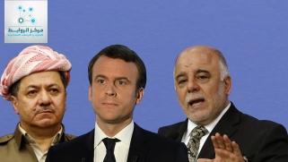 ماكرون ومبادرة احتواء الأزمة السياسية في العراق