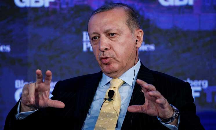 أردوغان: لا توجد دولة ديمقراطية تمتنع عن محاسبة الانقلابيين
