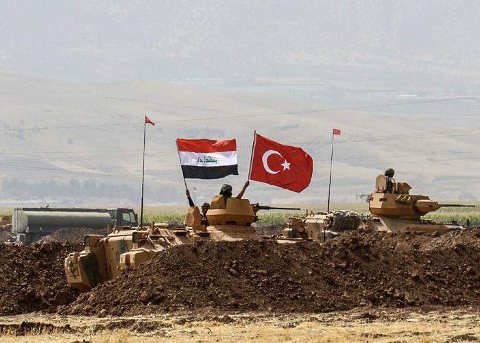 الاستثمار في الفوضى العراقية انعكس كراهية ضد تركيا وإيران