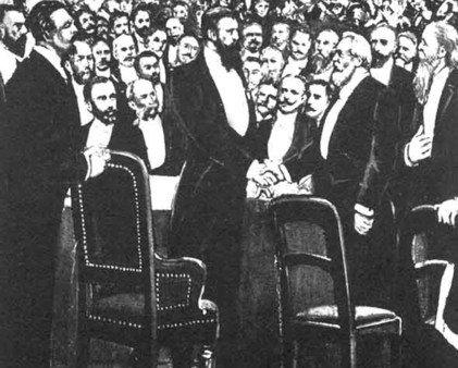 120 سنة على المؤتمر الصهيوني الأول