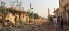 قتلى بغارات على ريفيْ إدلب وحمص