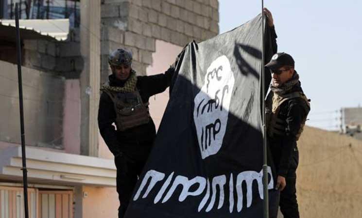 العراق يحتجز 1400 زوجة أجنبية وطفل لمقاتلي تنظيم الدولة