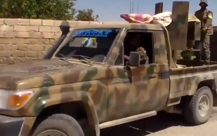 النظام يكسر حصار تنظيم الدولة لمطار دير الزور