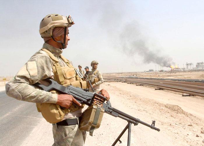 شركة شل تستعد لإنهاء علاقتها بإنتاج النفط في العراق