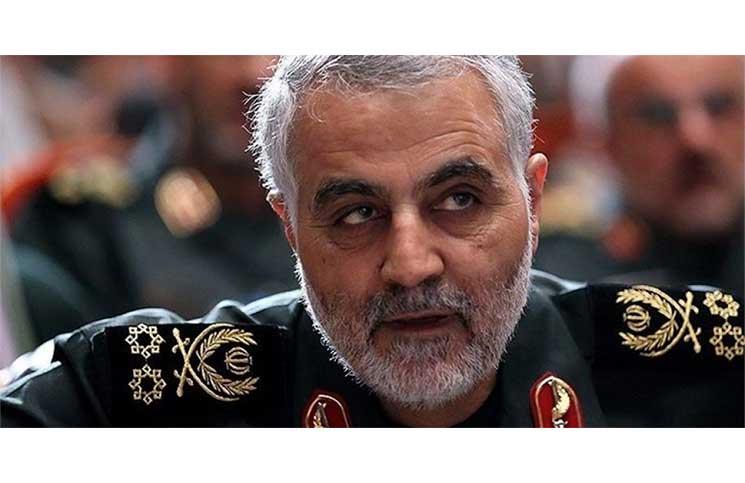 قاسم سليماني يصف الميليشيات الإيرانية في العراق وسوريا بأنها «سورة منزلة من السماء»