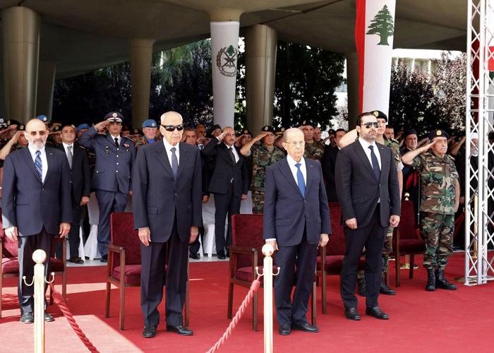 الانقسامات السياسية في لبنان تعصف بانتصار المؤسسة العسكرية