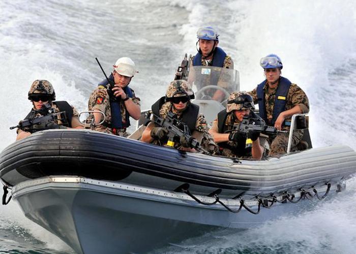 ألمانيا تستأنف عمليات إنقاذ المهاجرين في ليبيا