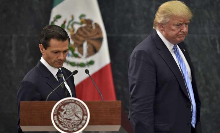 المكسيك تدين إلغاء برنامج حماية المهاجرين الشباب