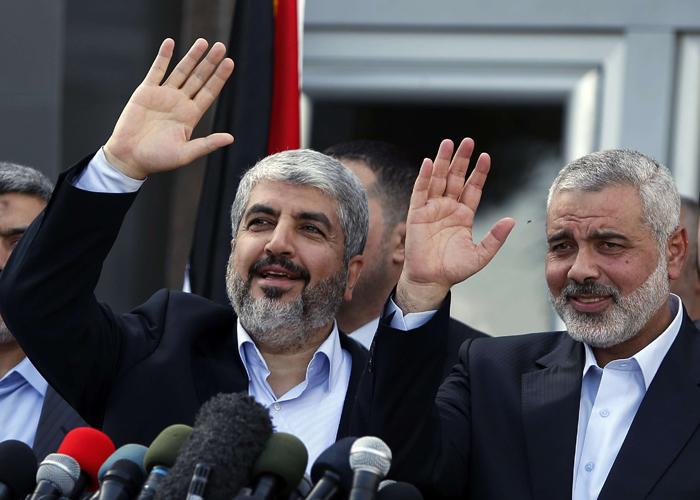 هنية في القاهرة لإلزام حماس بنتائج التفاهمات مع دحلان