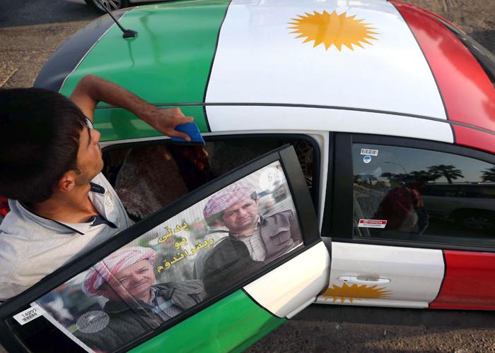 البارزاني ينسف محاولات عراقية وغربية لتأجيل الاستفتاء