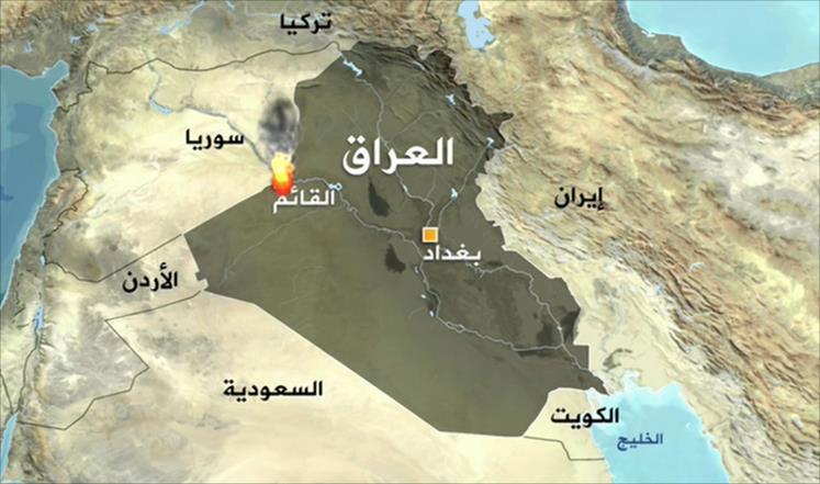 عشرات القتلى بغارات عراقية على تنظيم الدولة بالقائم