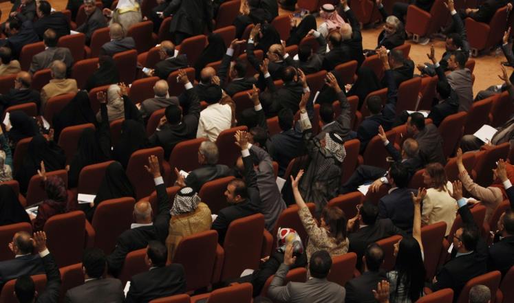 برلمان العراق يرفض إجراء استفتاء إقليم كردستان