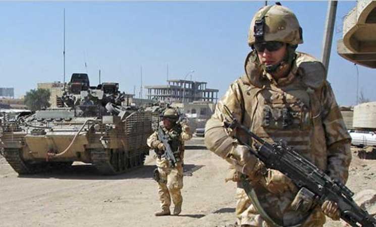 سترسل عشرات الجنود الاضافيين إلى العراق دعما للتحالف الدولي