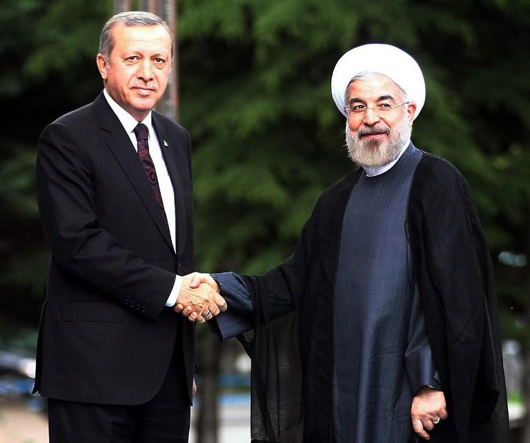 الإيرانيون والأتراك في سوريا والعراق
