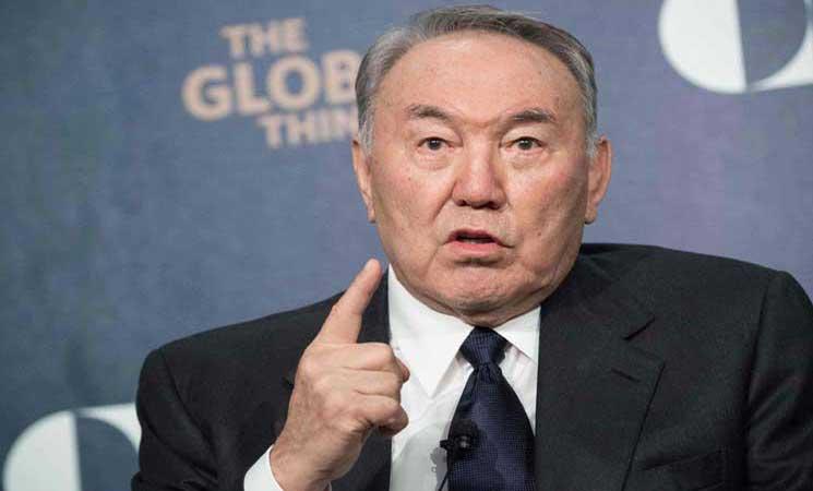 الرئيس الكازاخي: بإمكاننا إرسال قوات إلى سوريا بقرار أممي