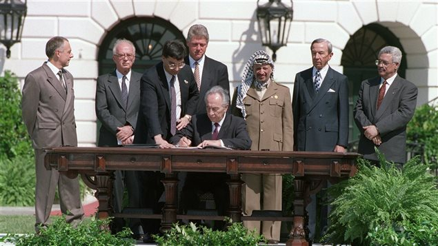 الحقيقة والخيال في اتفاقيات أوسلو