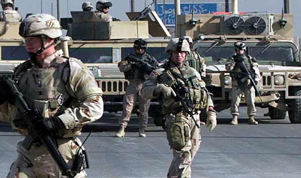 دور الولايات المتحدة كشرطي عالمي