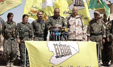 إدارة شركاء واشنطن الفاسدين في شرق سوريا