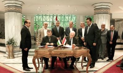 اتفاق القاهرة يعيد السلطة إلى غزة