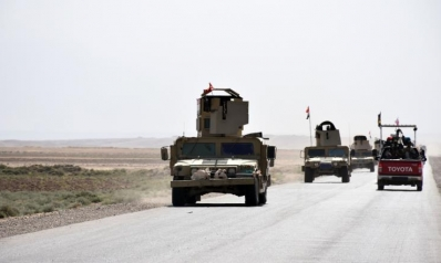 القوات العراقية تعلن استعادة كامل مدينة الحويجة