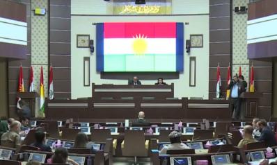 العبادي ينبذ الانفصال وأربيل ترفض قرارات بغداد
